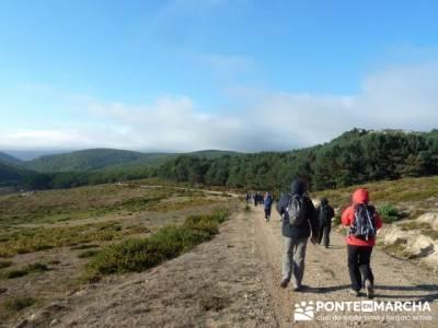 Cañones y nacimento del Ebro - Monte Hijedo;senderismo madrid rutas;rutas trekking madrid